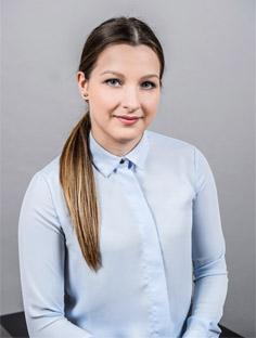 Manager Paulina Buczek